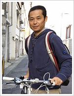福岡バイクツアーのガイド