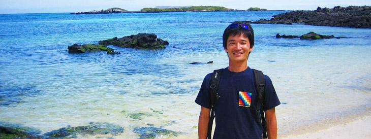 福岡バイクツアー代表者のプロフィールページの画像